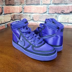separation shoes 16712 95c1d Nike Shoes - 🍇 Nike Vandal High Supreme QS Purple
